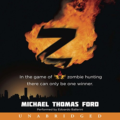 Z audiobook cover art