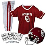 Franklin Sports Oklahoma Sooners Kids College Football Uniform Set - Youth NCAA Uniform Set -...