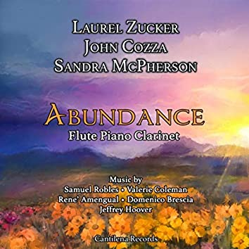 Abundance for Flute, Piano and Clarinet