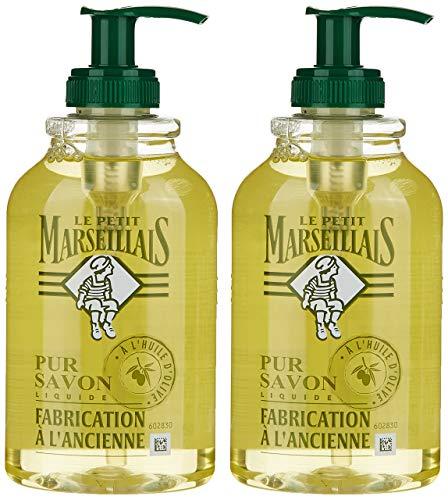 Le Petit Marseillais flüssigseife herstellung in Old olivenöl - pumpe 300ml - Set aus 2