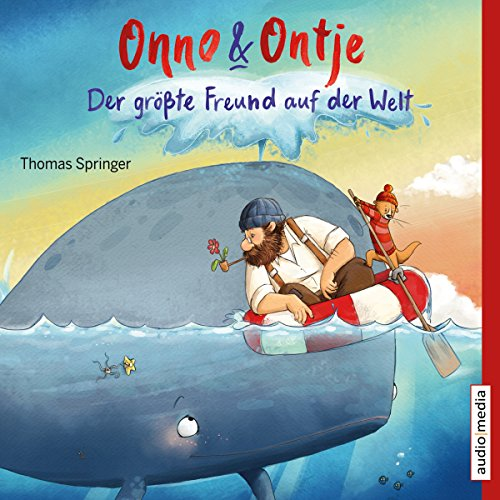 Der größte Freund auf der Welt     Onno und Ontje 3              By:                                                                                                                                 Thomas Springer                               Narrated by:                                                                                                                                 Tetje Mierendorf                      Length: 20 mins     Not rated yet     Overall 0.0