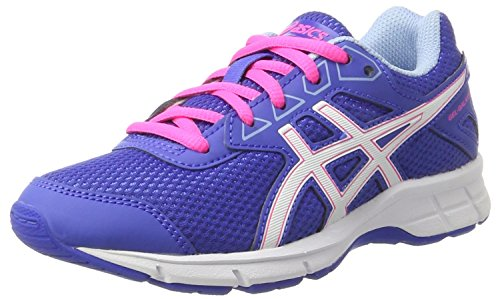 Asics C626N4801, Zapatillas de Running Unisex Niños, Morado (Blue Purple/White/Airy Blue), 38 EU