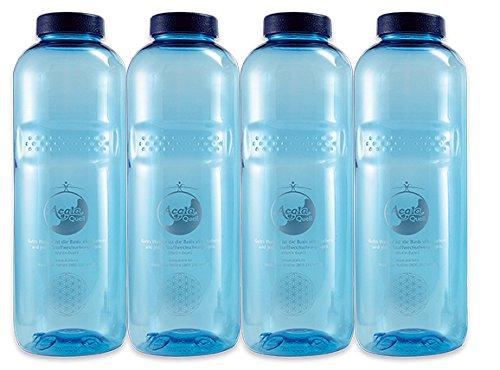 Acala Trinkflaschen Grosses Flaschen Set 0,5 Liter