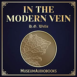 In the Modern Vein audiobook cover art