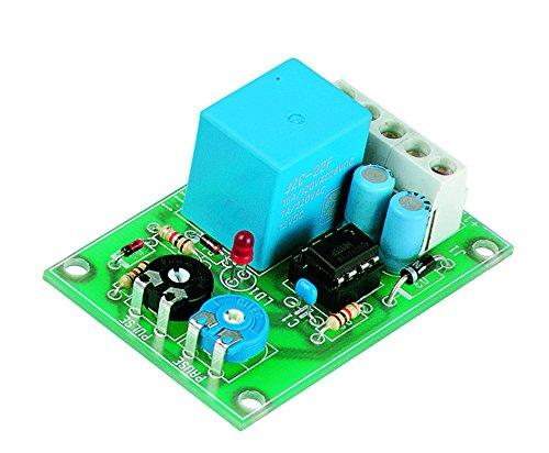 VS-ELECTRONIC - 840020 Velleman Mini-Kit, Regelbarer Timer MK111