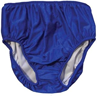 Adult Swim Diapers - Reusable Diaper for the Pool (S-Waist: 26-36