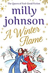 Christmas Books: A Winter Flame by Milly Johnson. christmas books, christmas novels, christmas literature, christmas fiction, christmas books list, new christmas books, christmas books for adults, christmas books adults, christmas books classics, christmas books chick lit, christmas love books, christmas books romance, christmas books novels, christmas books popular, christmas books to read, christmas books kindle, christmas books on amazon, christmas books gift guide, holiday books, holiday novels, holiday literature, holiday fiction, christmas reading list, christmas authors