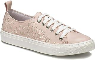 CS18093 Pudra Kadın Sneaker Ayakkabı