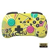 【任天堂ライセンス商品】ホリパッドミニ for Nintendo Switch ピカチュウ【Nintendo Switch対応】