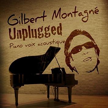 Gilbert Montagné Unplugged (Piano-voix accoustique)