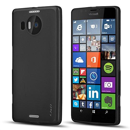 J&D Custodia Lumia 950 XL, [Goccia Protezione] [Cuscino Sottile] [Paraurti Leggero] Urto Resistente...