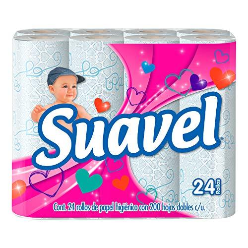 Papel Higienico Walmart marca Suavel