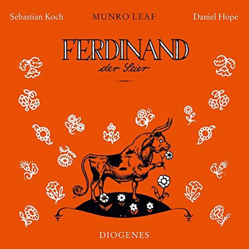 Ferdinand der Stier Titelbild