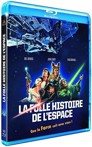 La Folle histoire de l'espace [Francia] [Blu-ray]
