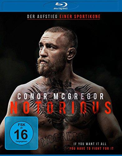 Conor McGregor-Notorious [Blu-ray]