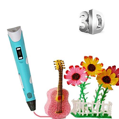 HDCM Impresora 3D de la Pluma 3D Garabateando Pintura + Modelado + ...