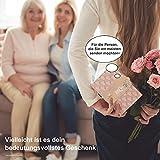 NOROTA Schutzengel Anhänger - Kreativer Herz schutzengel schlüsselanhänger - Gastgeschenk Taufe -12 Weiß + 12 Rosa Engel Anhänger Dekoration für/Hochzeit/Geburtstag/Kommunion/Thanksgiving Weihnachten - 2