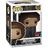 Gogowin Pop Conan : Game of Thrones - MISSANDEI (NYCC 2019 Fall Exclusive) 3.75inch Vinyl Gift for F...