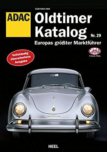 Oldtimer Katalog Nr. 29: Europas größter Marktführer