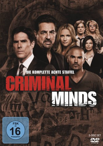 Staffel 8 (5 DVDs)