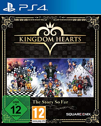 Kingdom Hearts: The Story So Far (PlayStation PS4)