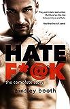 Bargain eBook - Hate F  k