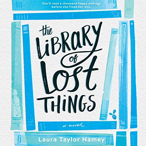 The Library of Lost Things cover art