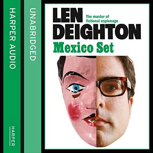Mexico Set audiobook cover art
