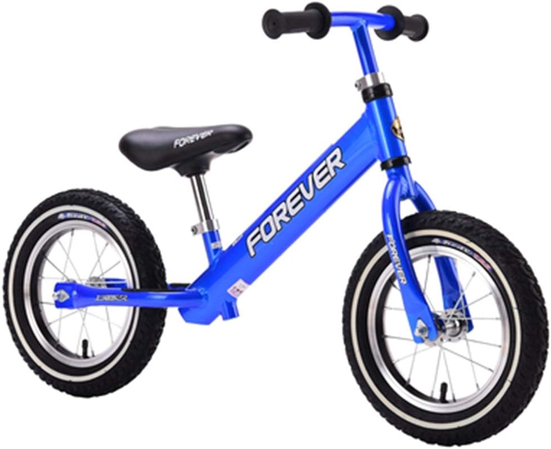 tienda SSRS Coche de Equilibrio for Niños sin sin sin Pedal 2-3-6 años de Edad, Scooter de bebé de Dos Ruedas de Aluminio (Color   A )  Envio gratis en todas las ordenes