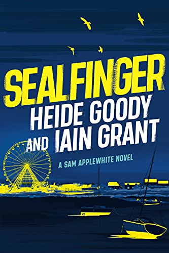 Front cover for the book Sealfinger (Sam Applewhite Book 1) by Heide Goody and Iain Grant