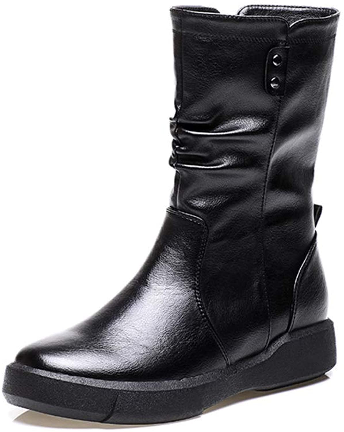 F1rst Rate Women's Retro Fashion Boots Mertin Boot Autumn Winter