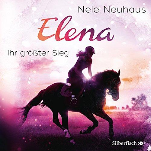 Ihr größter Sieg     Elena - Ein Leben für Pferde 5              By:                                                                                                                                 Nele Neuhaus                               Narrated by:                                                                                                                                 div.                      Length: 1 hr and 8 mins     Not rated yet     Overall 0.0