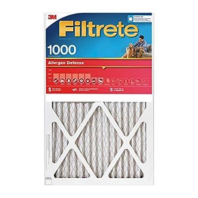 Filtrete MPR Micro Allergen Defense HVAC Air Filter