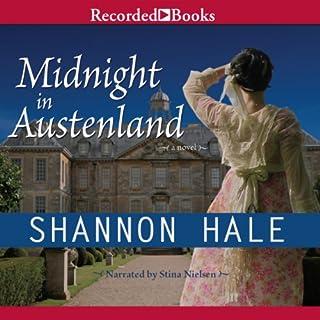 Midnight in Austenland audiobook cover art