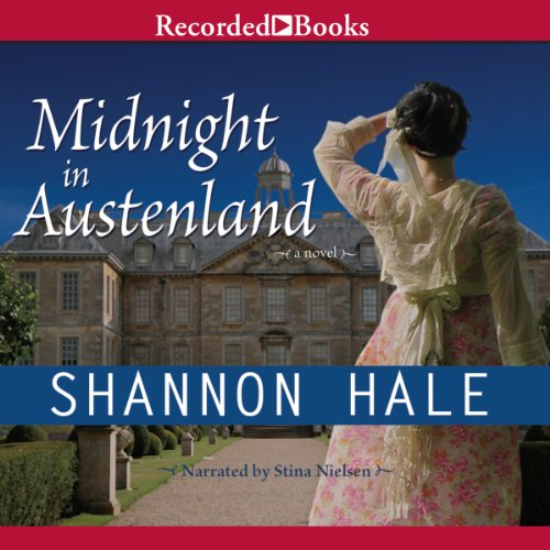 Midnight in Austenland audiobook cover art