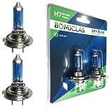 BOMICLAS H7 XENON Optik Lampe, SKY BLUE...