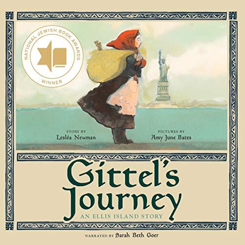 Gittel's Journey audiobook cover art