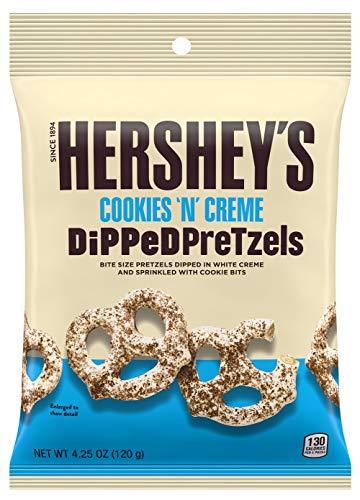 Hershey's Dipped Pretzels Cookies 'n' Creme 120g