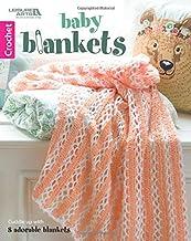 Leisure Arts Baby Blankets Bk