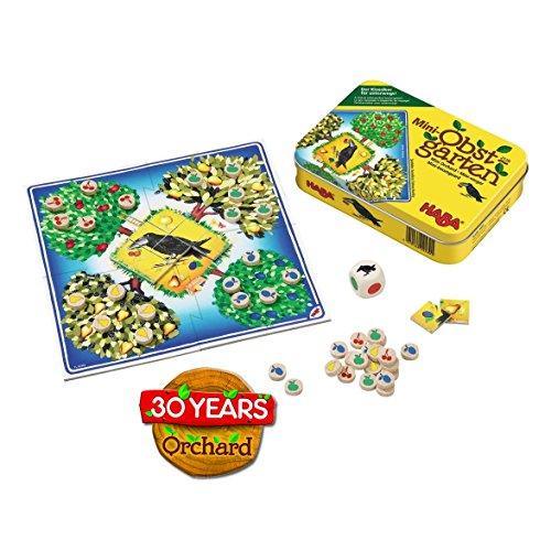 2539 - HABA - Dosenspiel Mini-Obstgarten