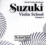 Suzuki Violin School, Volume 4 (CD)