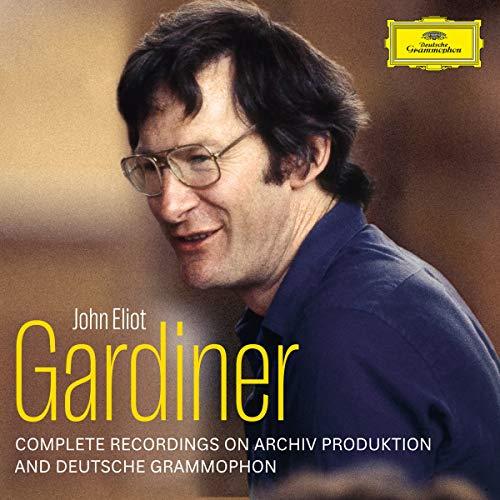 Complete Deutsche Grammophon & Archiv Produktion Recordings [Coffret 104 CD]