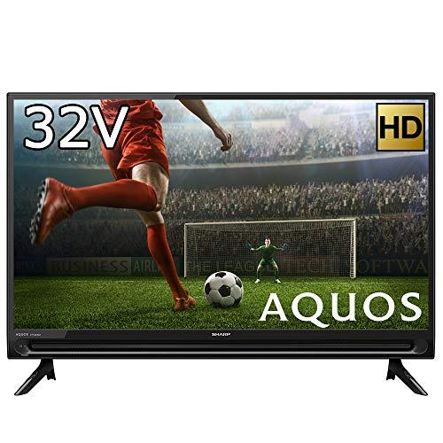 シャープ32V型液晶テレビAQUOSハイビジョン外付けHDD対応2T-C32AC2