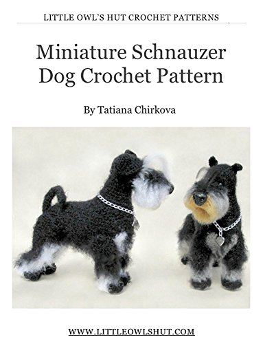 Cube Puppy Dog Amigurumi Pattern | 500x383