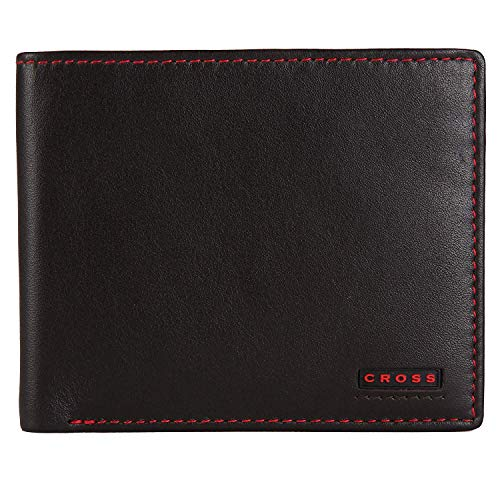 Cross Brown Leather Men's Wallet (AC1368072_1-3)