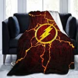 The Flash Fleece Blanket Ultra-Soft Micro Blankets for Couch Or Bed Soft and Warm Throw Blanket (50' x40') Small-Size for Kids