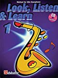 Look Listen Learn 1 Alto Saxophone
