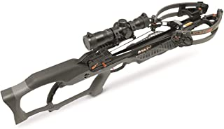 Ravin R20 Crossbow Package With Illuminated 1.5-5x32mm Scope, Gunmetal Gray