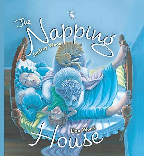 The Napping House (English Edition)