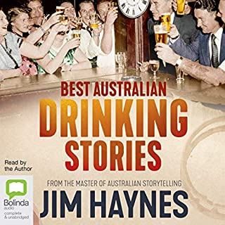 Best Australian Drinking Stories cover art